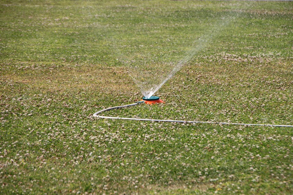 Sprinkler System for summer