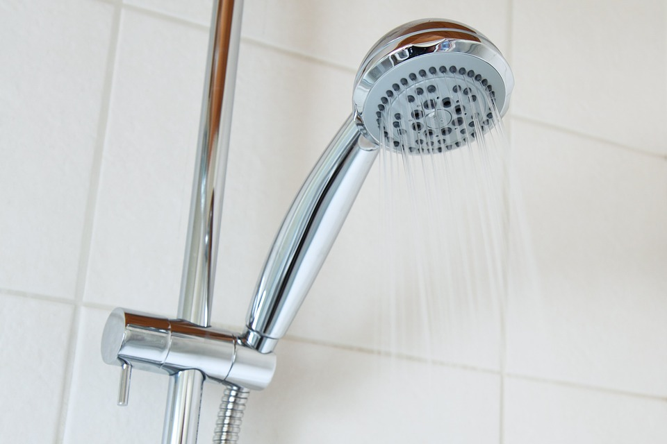 Tips to clean a shower head