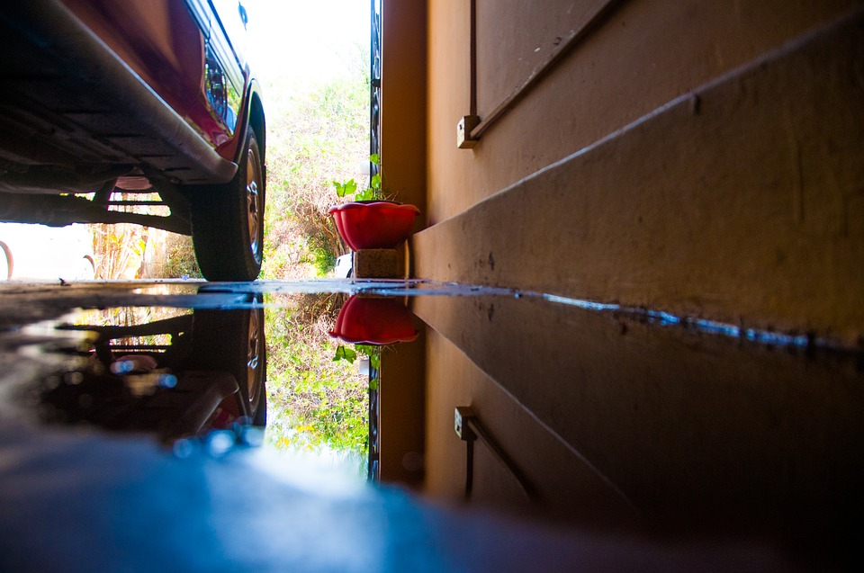 Detecting Water Leaks Under Concrete
