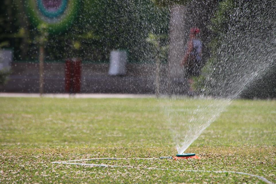 Guide for Installing Sprinklers