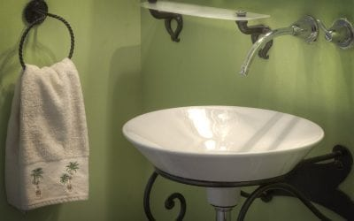 Replace Your Old Sink with a Pedestal Sink
