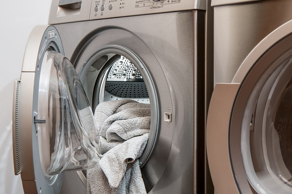 How to Clean Your Washing Machine Drain